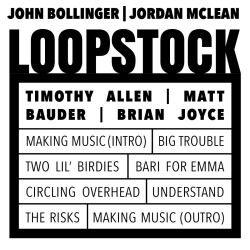 Loopstock album cover